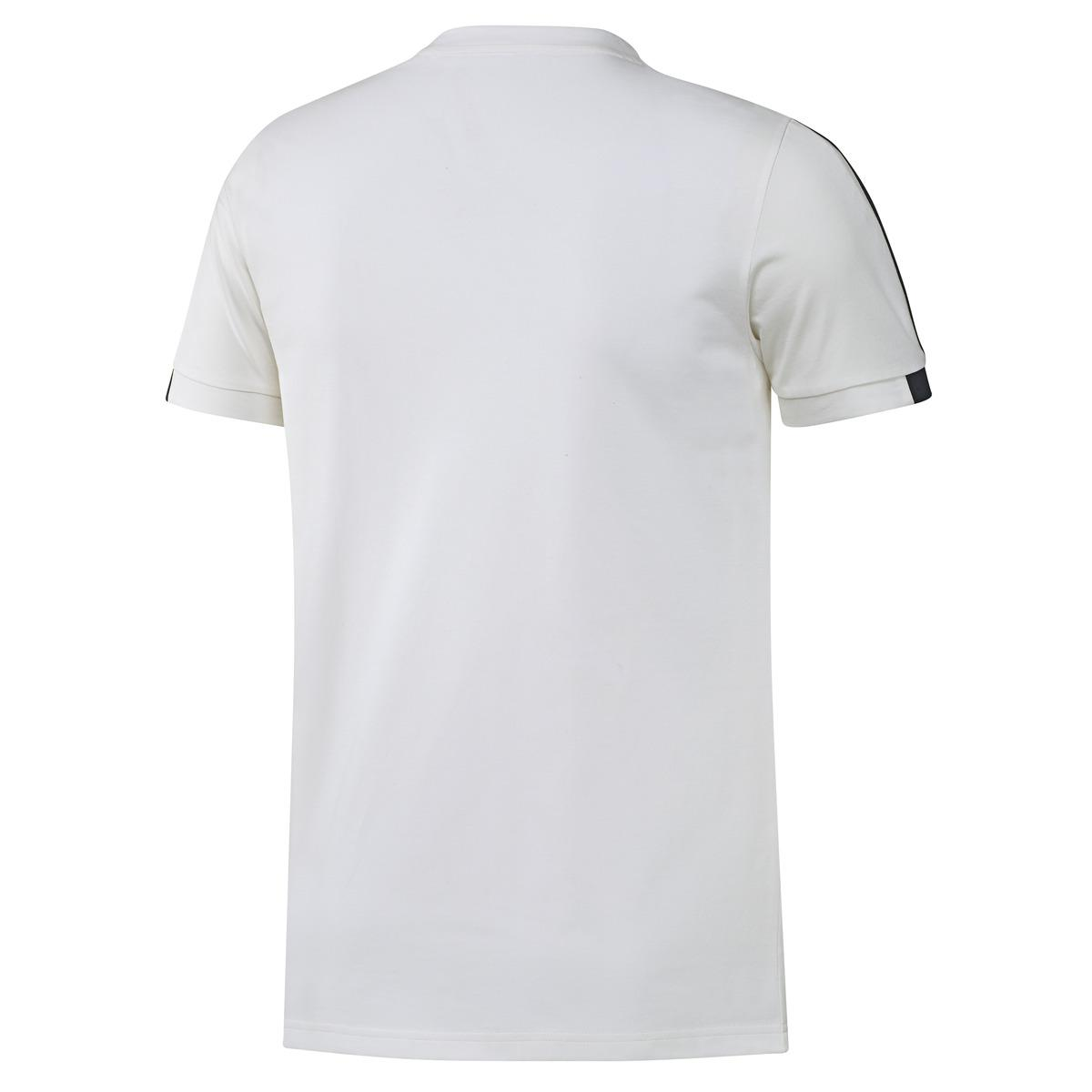 661604cc Adidas - White Real Madrid Cf 2018-2019 T-shirt for Men - Lyst. View  fullscreen