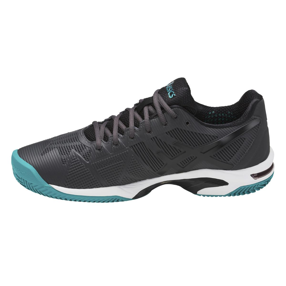 asics gel solution speed 3 clay gris