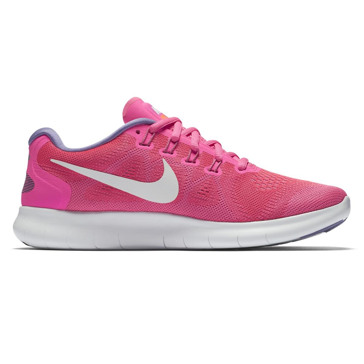 nike free run 2 running shoes in pink lyst. Black Bedroom Furniture Sets. Home Design Ideas