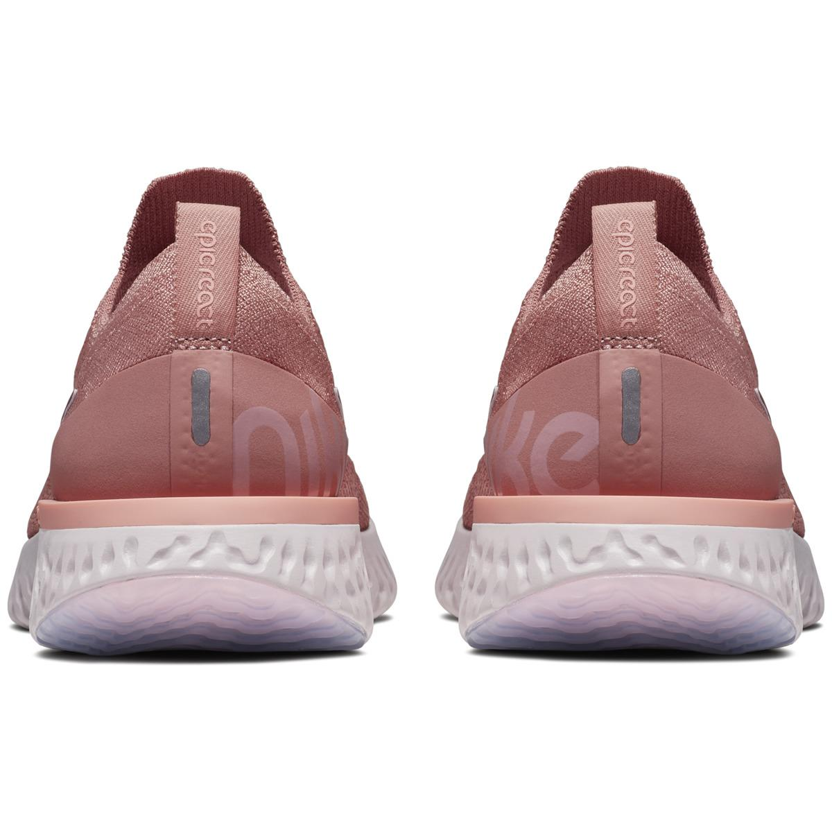 mejor servicio buscar genuino nueva temporada Nike Wmns Epic React Flyknit Competition Running Shoes in Pink - Lyst