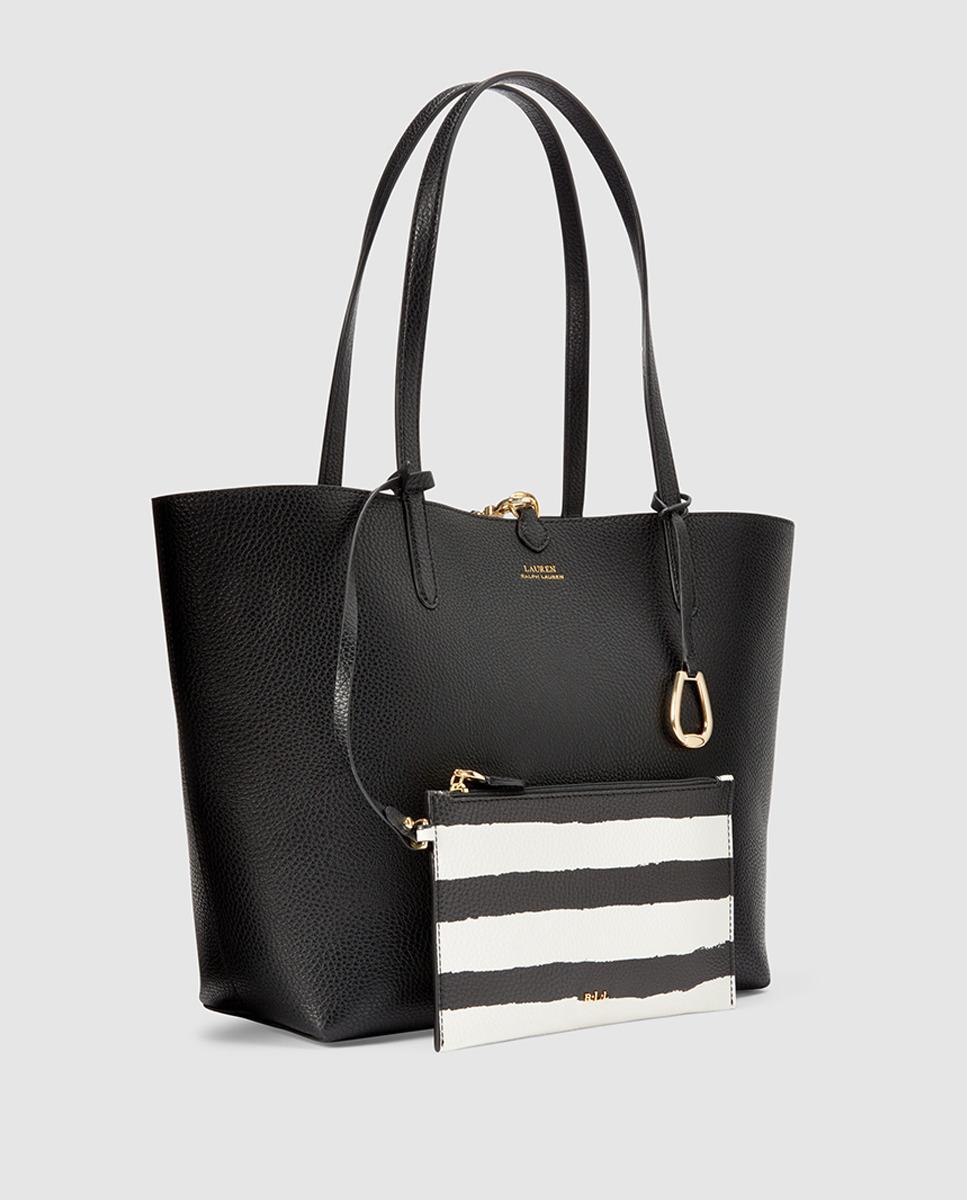 Buy Lauren Ralph Lauren® Black Nude Reversible Leather