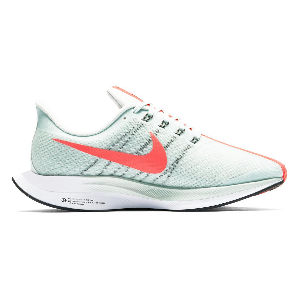 82e19c29e5c4 Nike. Women s Gray Zoom Pegasus Turbo Running Shoes. £161 From El Corte  Ingles