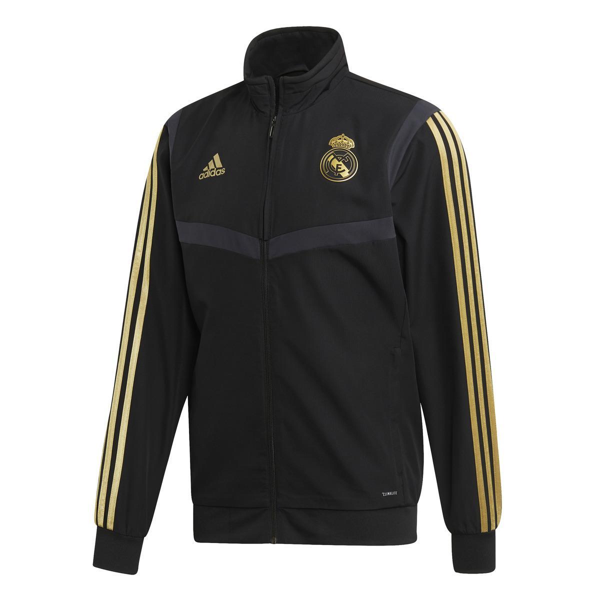 Real Madrid Cf 2019 2020 Presentation Jacket