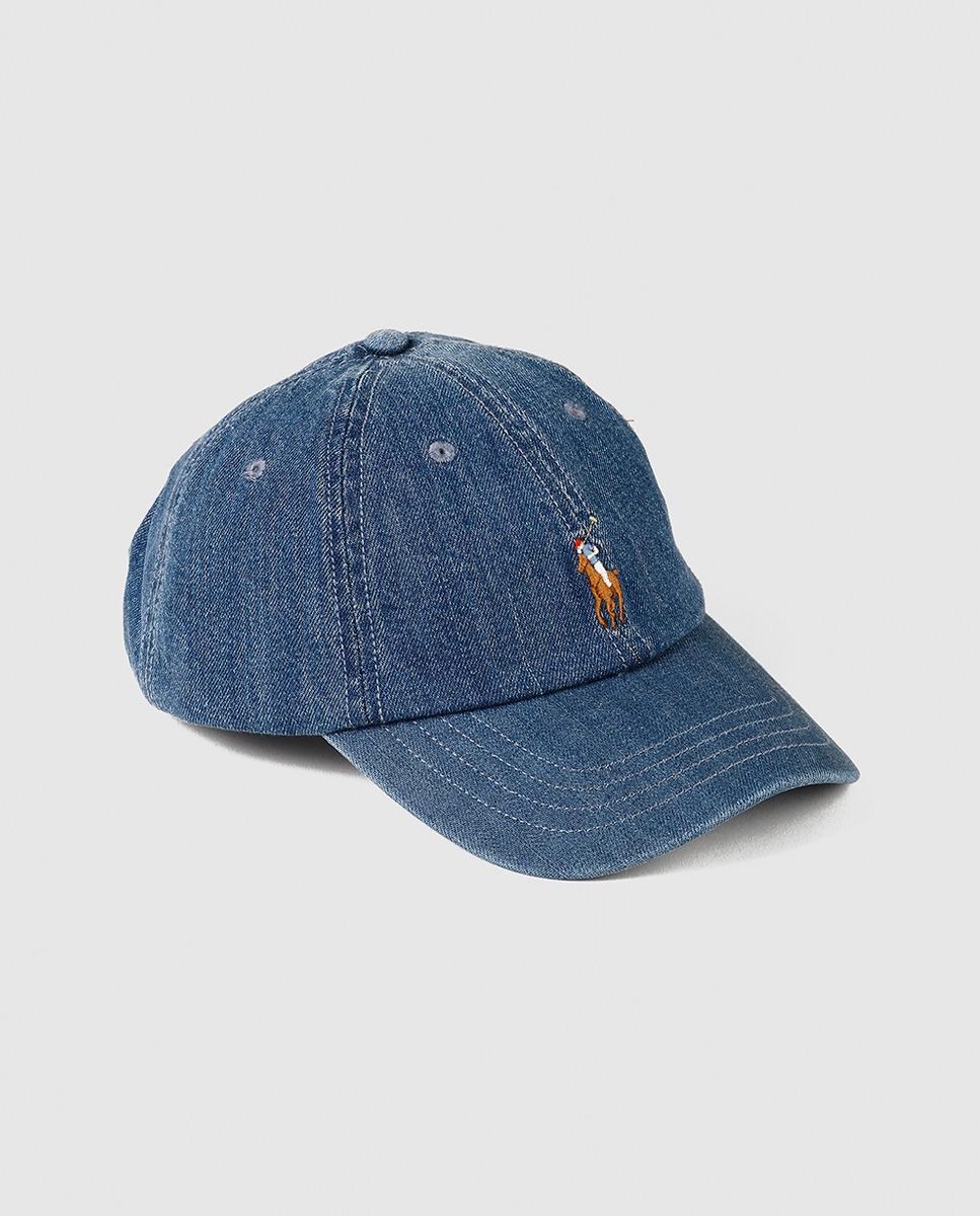 aaad10f69 Mens Denim Hats Caps - Parchment'N'Lead