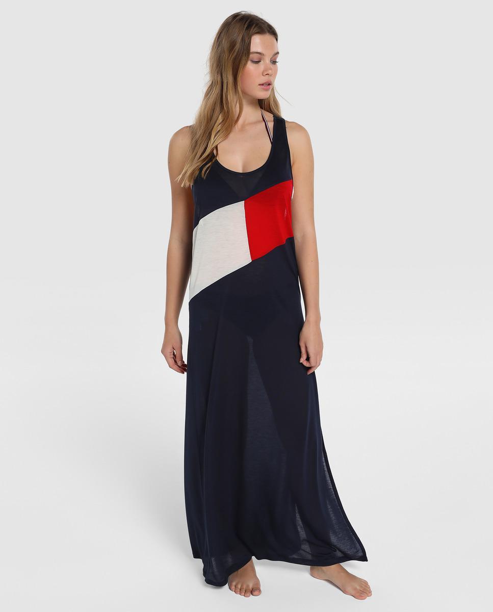 tommy hilfiger beach dress