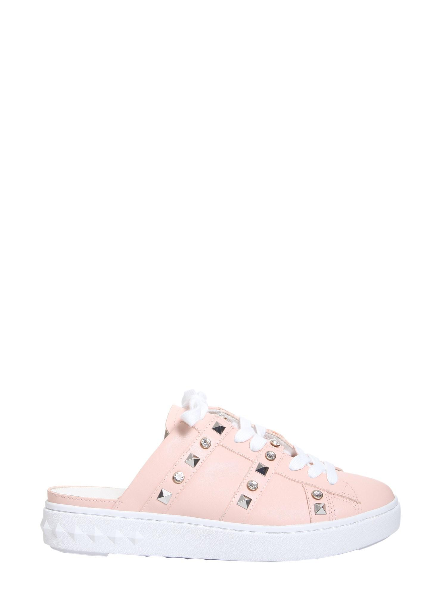Ash - Pink Party Slip-on Leather Sneakers - Lyst. View fullscreen 31a918a1f