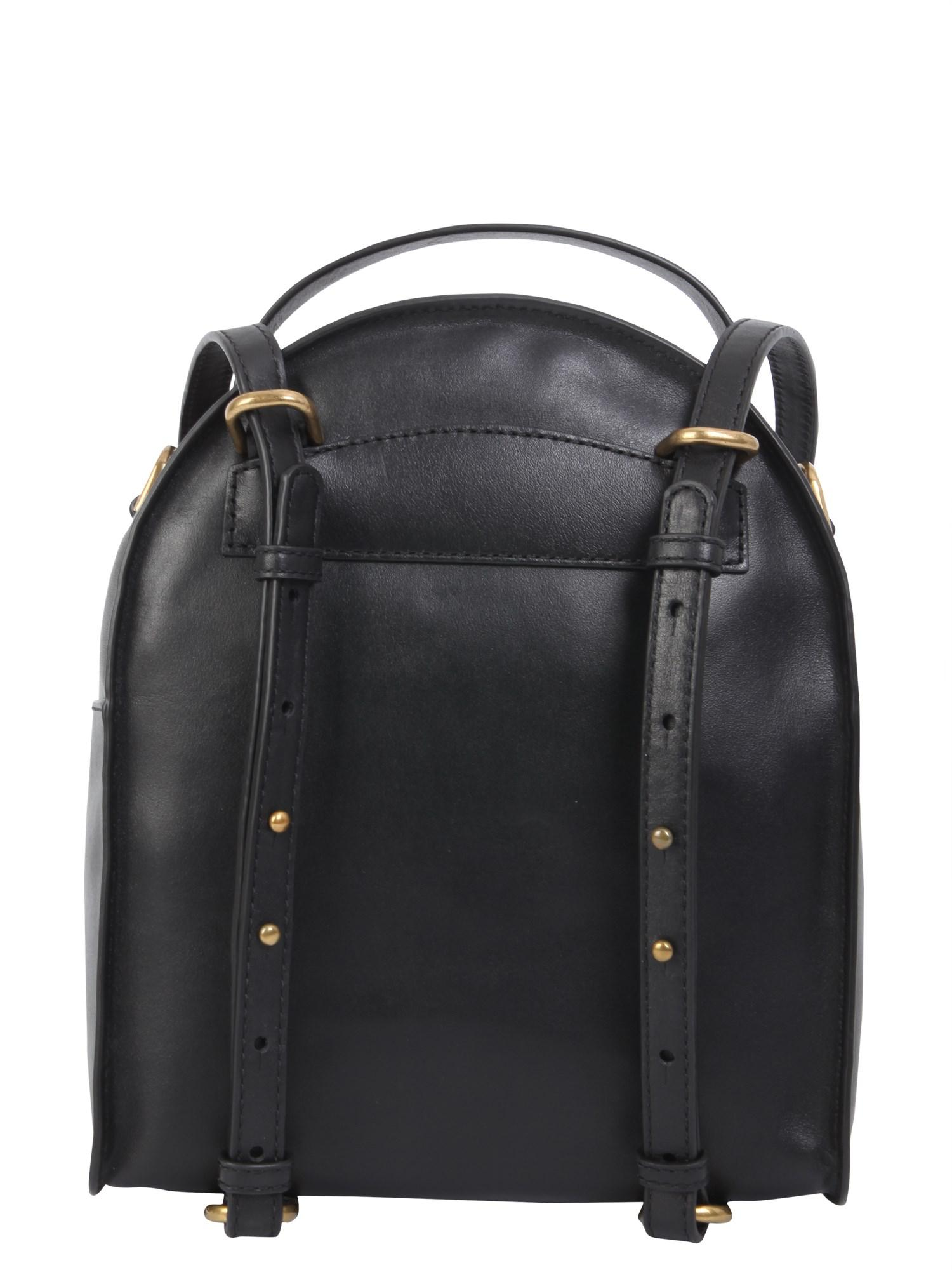 e320752e0c67 MICHAEL Michael Kors Studded Jessa Small Leather Backpack in Black ...