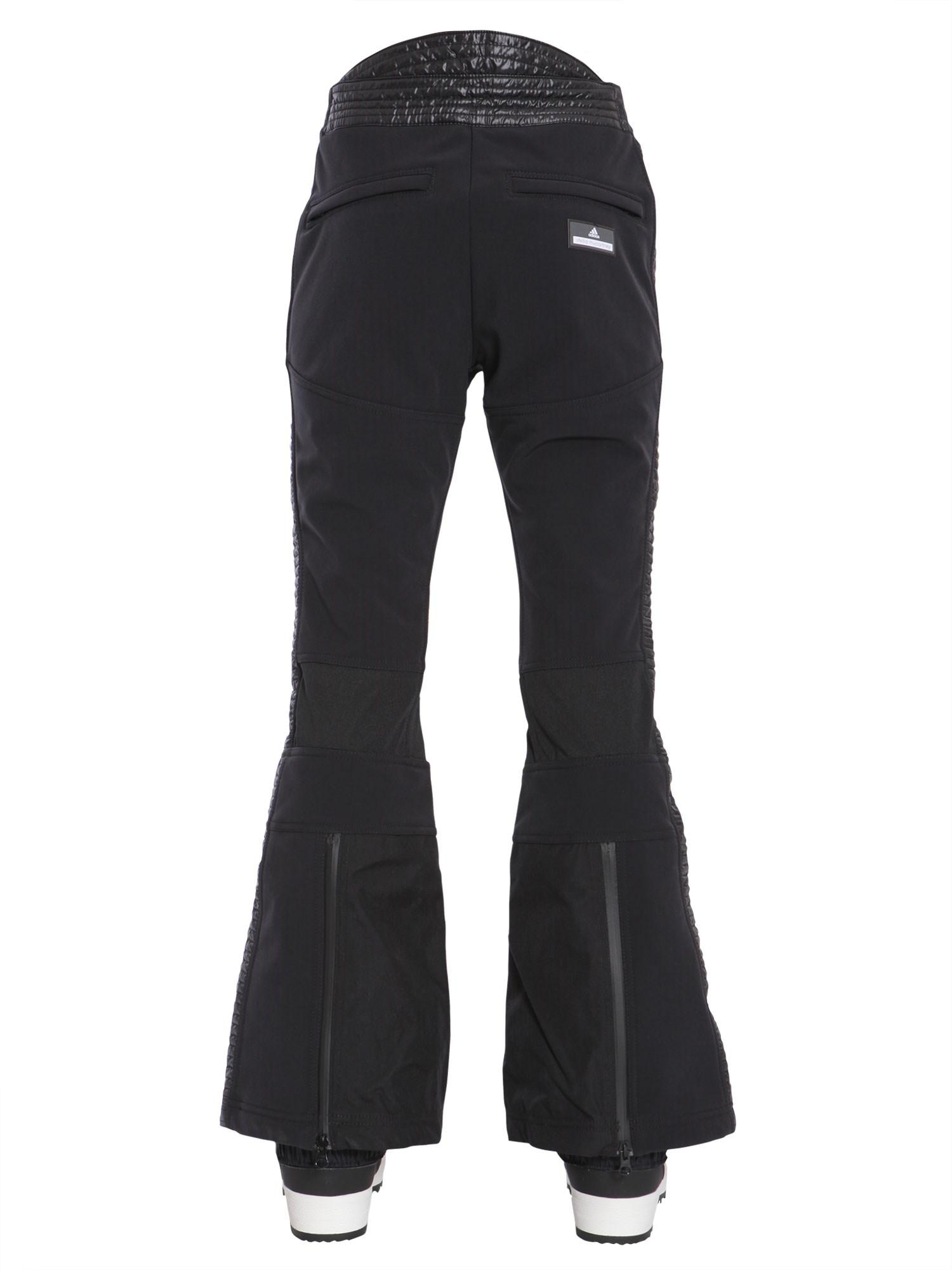 516a29b9e8a4 Lyst - adidas By Stella McCartney Flare Ski Trousers With Quilted ...