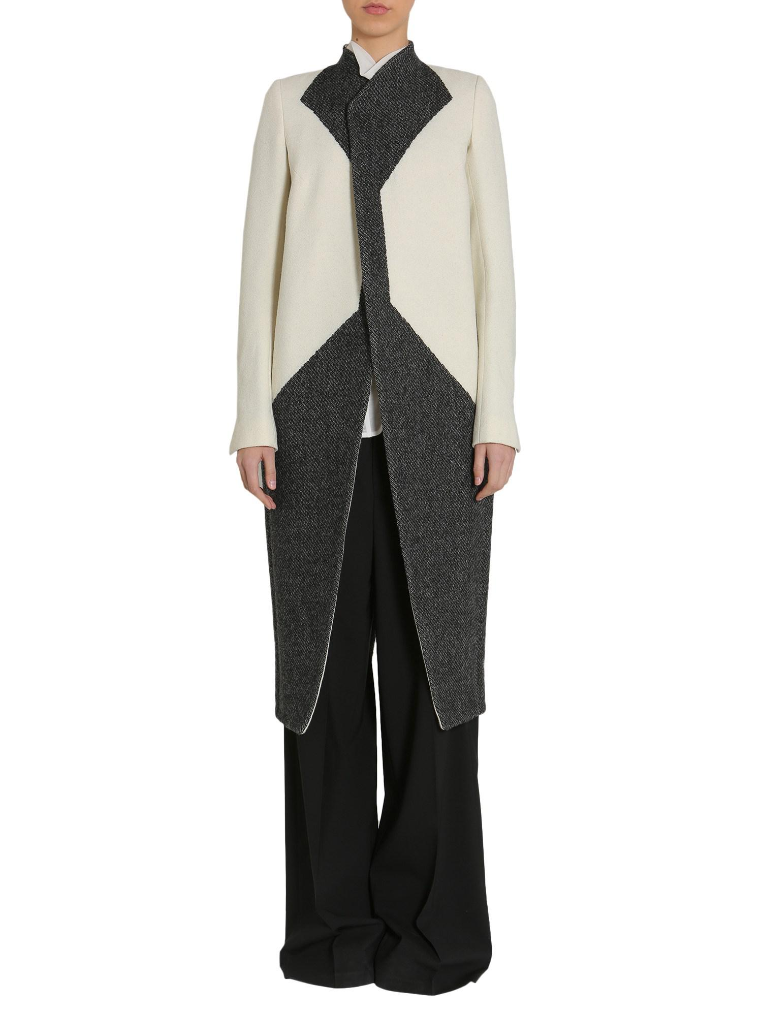 Lyst - Rick Owens Cappotto