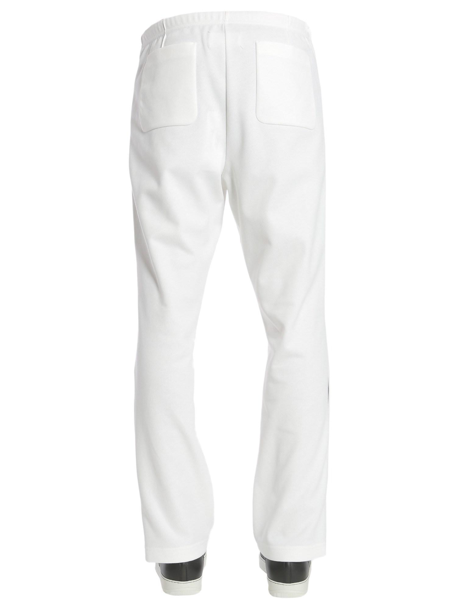 side band trousers - White Maison Martin Margiela edHPgKjH