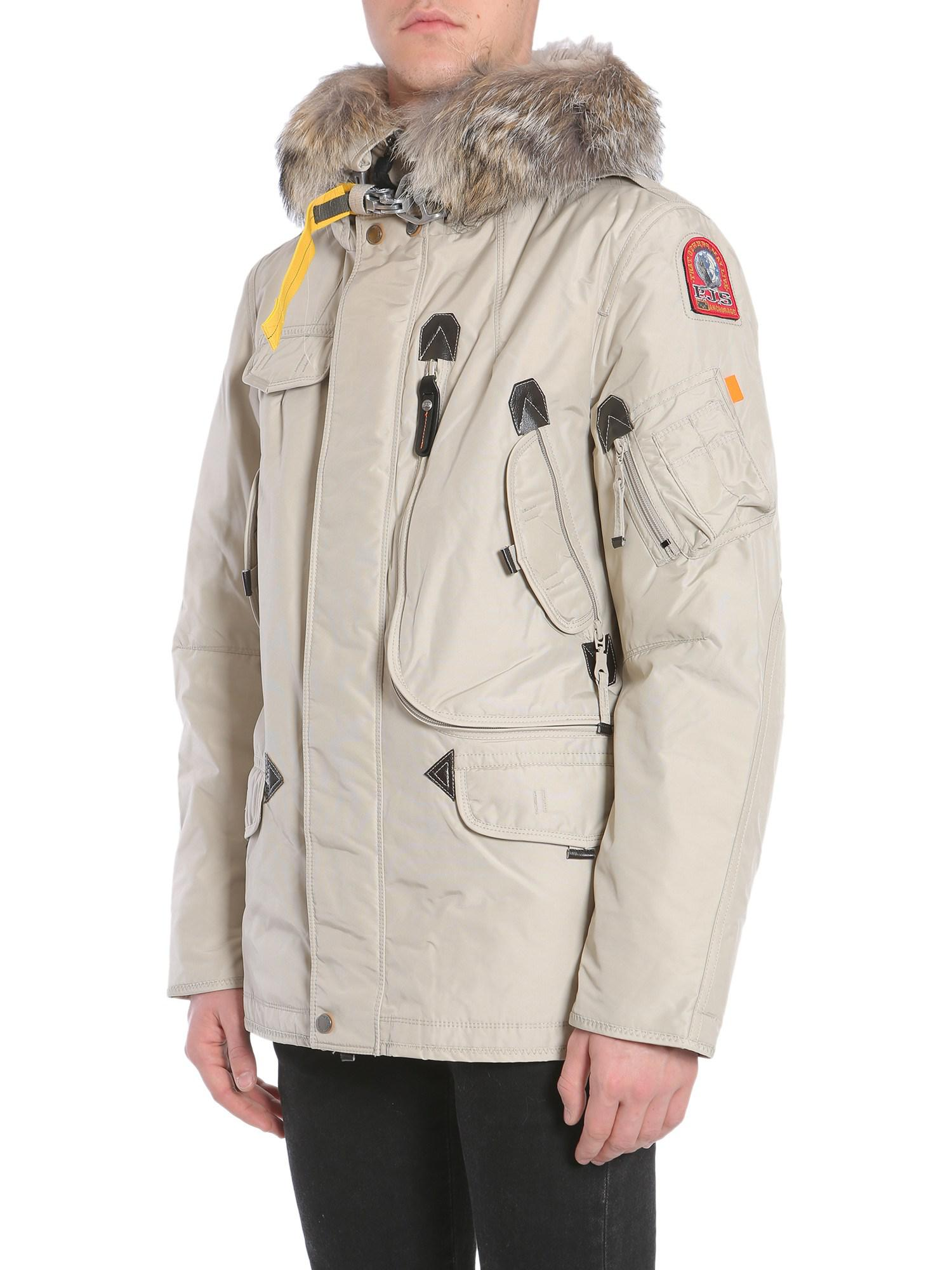 Parajumpers Right Hand verde