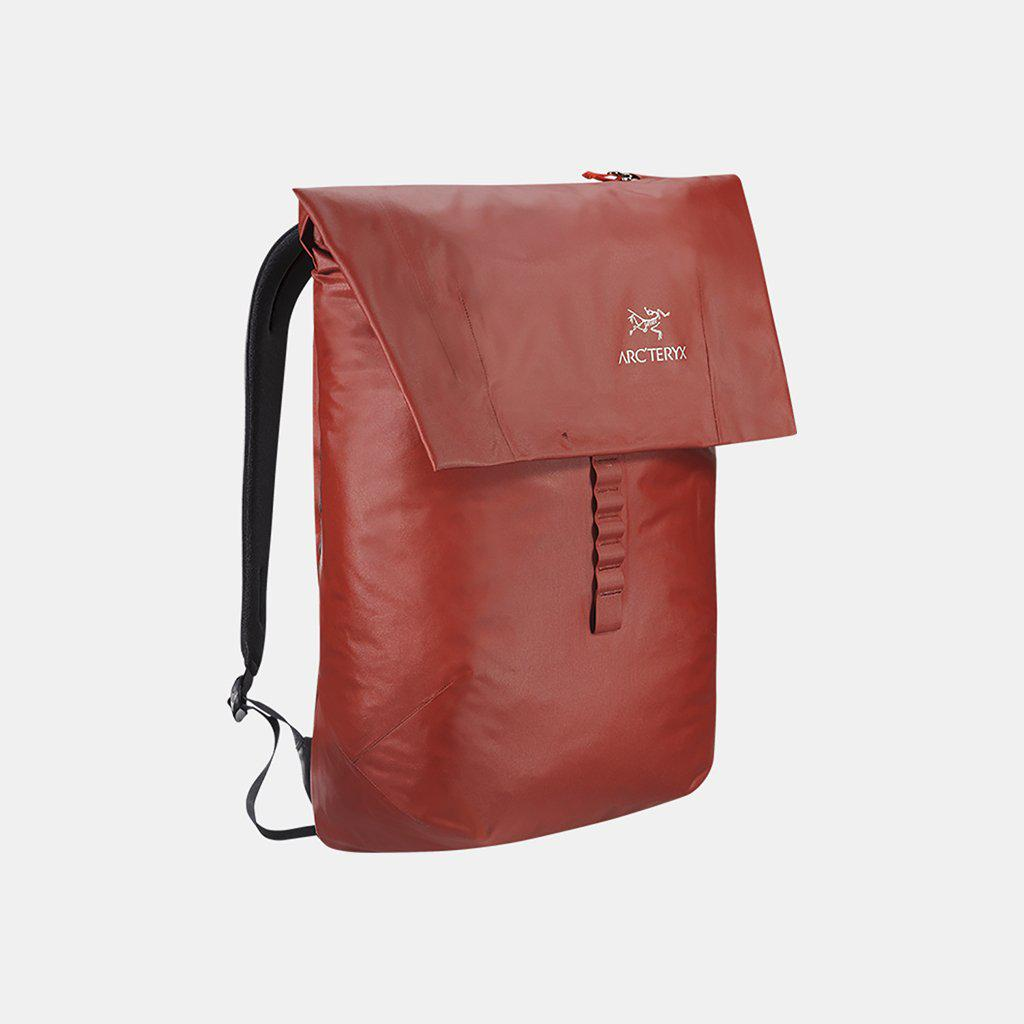 363fb9b5a25 Arc'teryx Granville Backpack in Red - Lyst