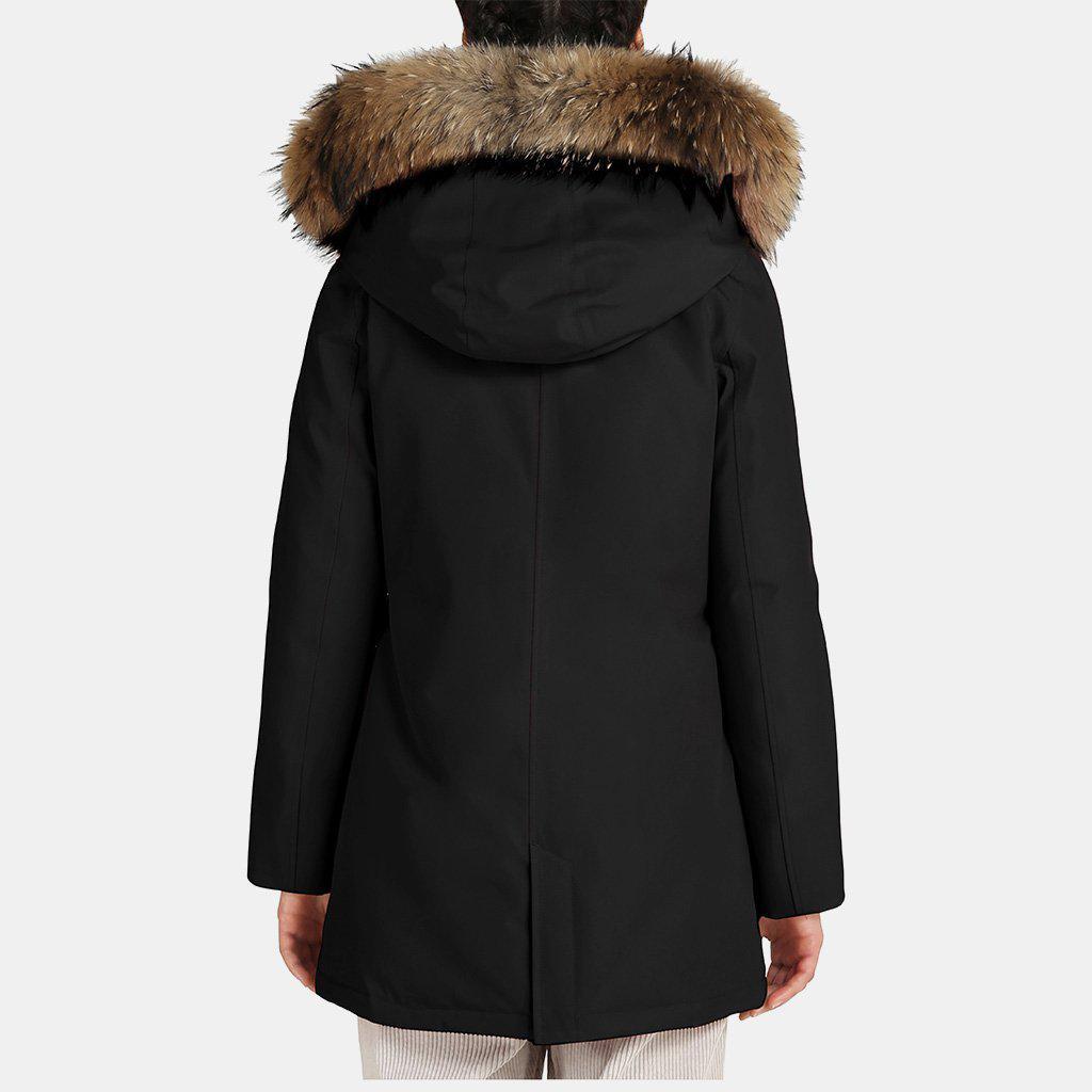7668f7e60 Lyst - Woolrich Gtx Arctic Parka Hc in Black