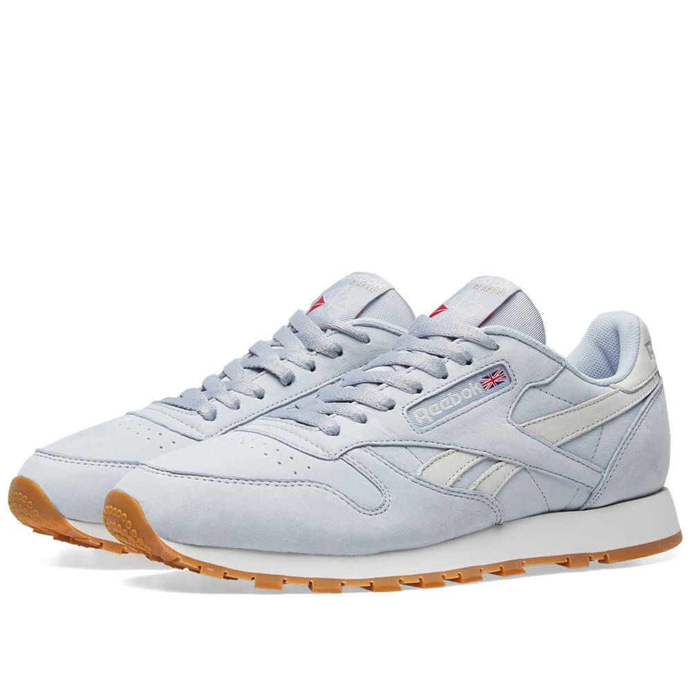 86a40c4a8ab Reebok Classic Leather Tl in Gray for Men - Lyst