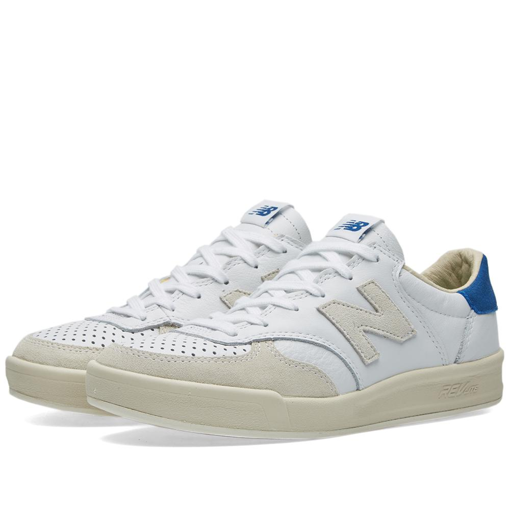 new products 1f107 249ae New Balance Crt300wl in White for Men - Lyst
