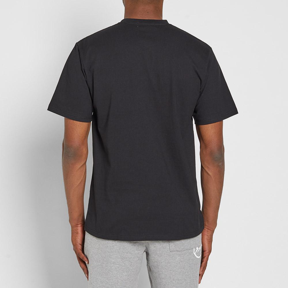 A Bathing Ape Cotton Colour Camo Pocket Tee in Black for Men