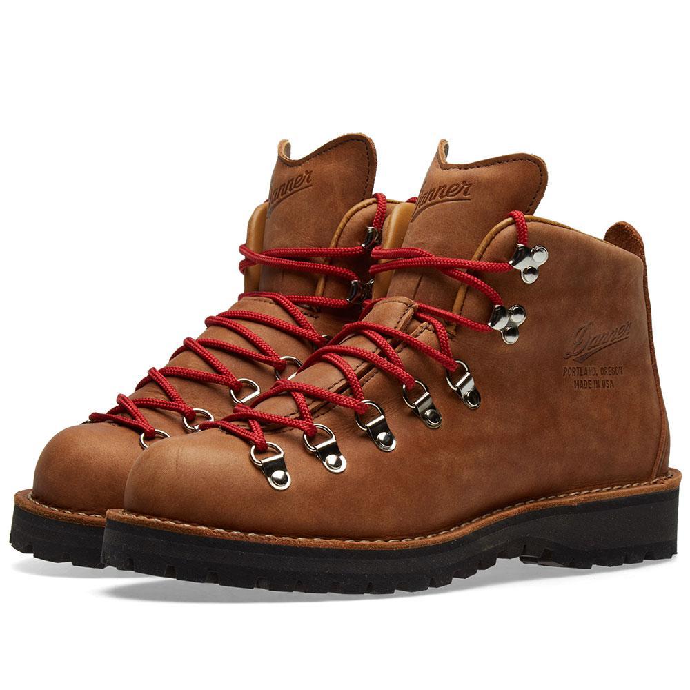 Danner Mountain Light Boot In Brown For Men Lyst