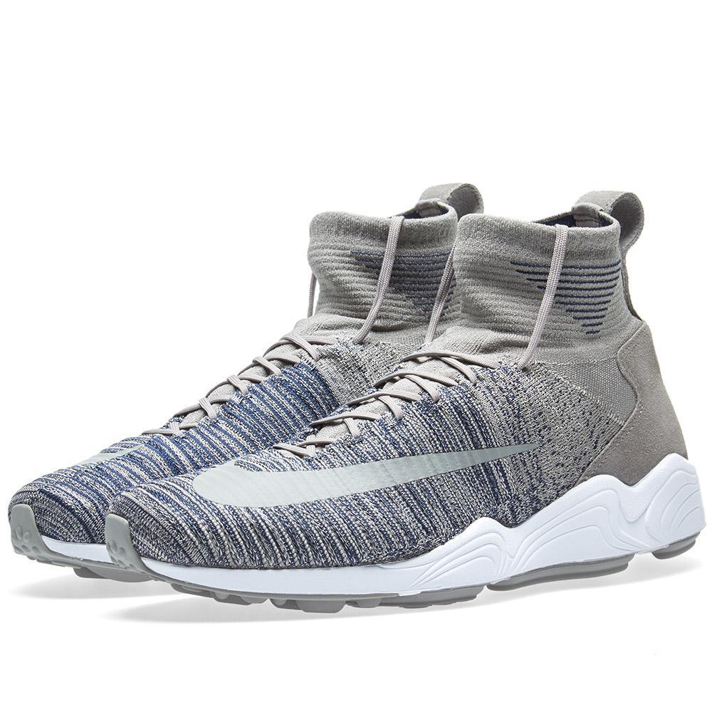 3fdf2ab62 Lyst - Nike Zoom Mercurial Xi Flyknit in Gray for Men
