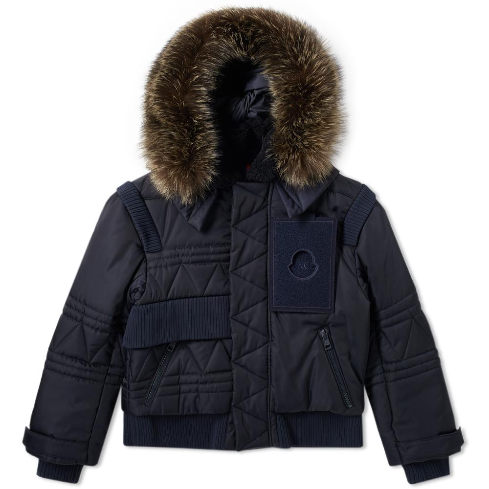 Moncler Fur X Craig Green Connor Jacket In Blue For Men Lyst