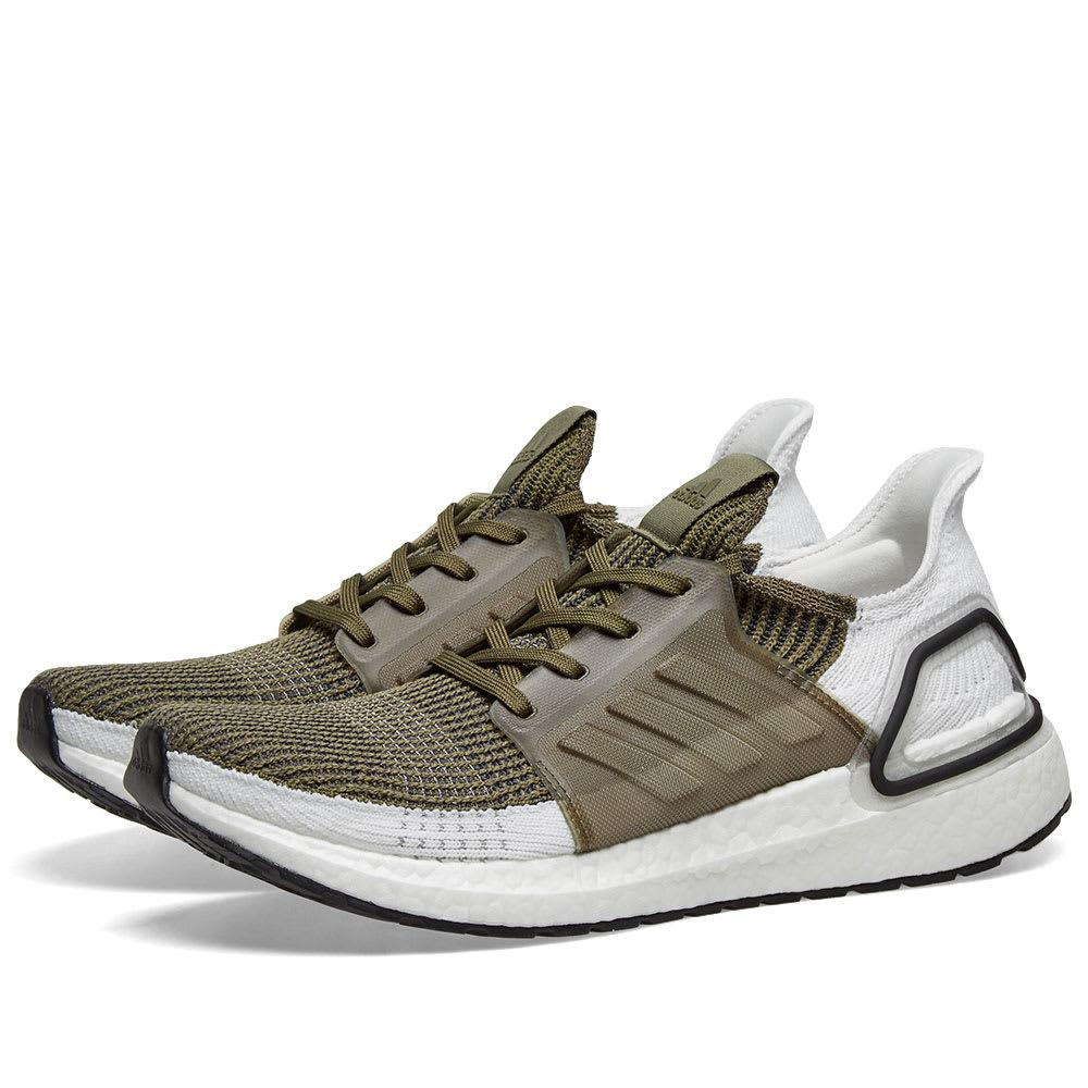 Adidas Ultra Boost 19 In Green For Men Lyst