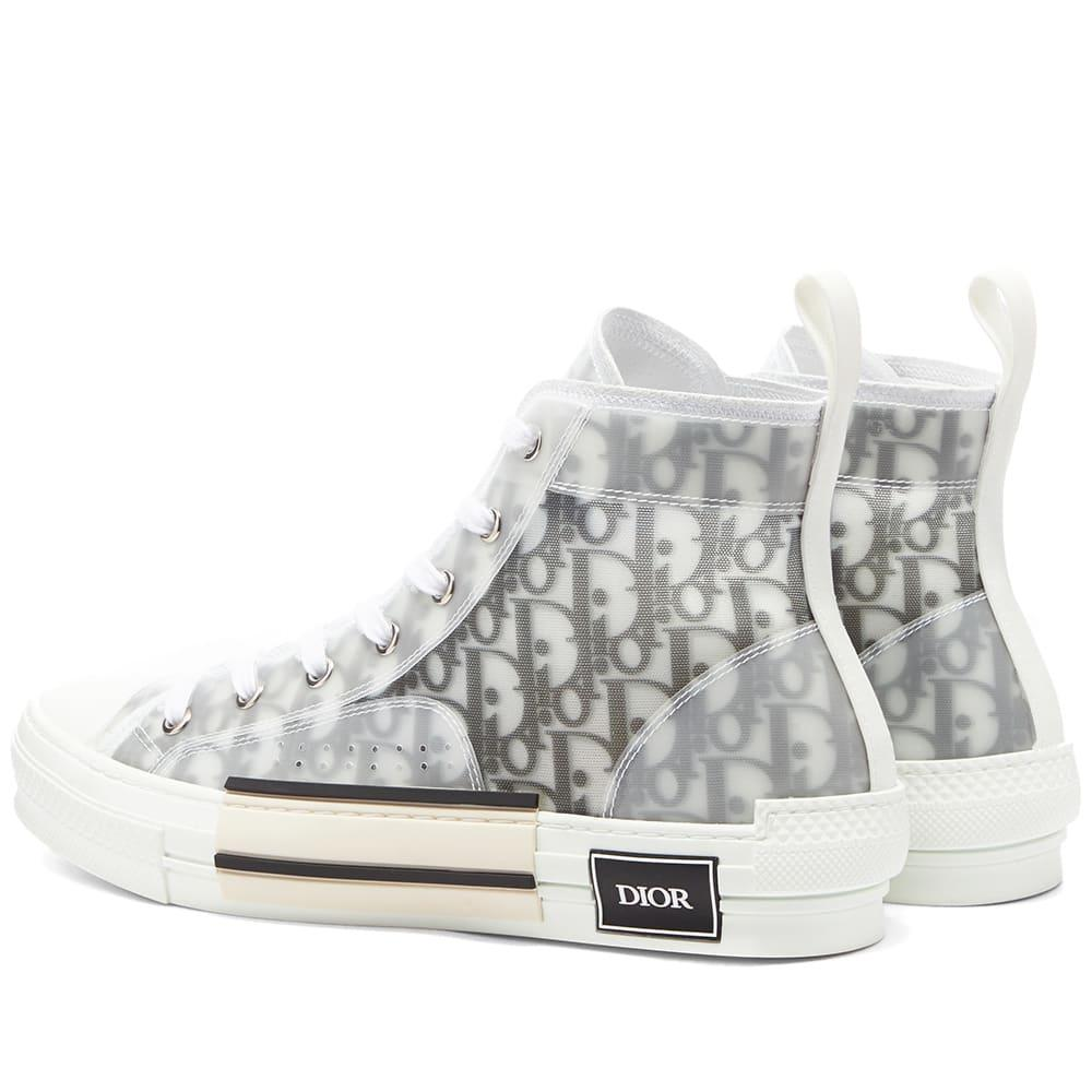 B23 High-top Sneakers in White for Men