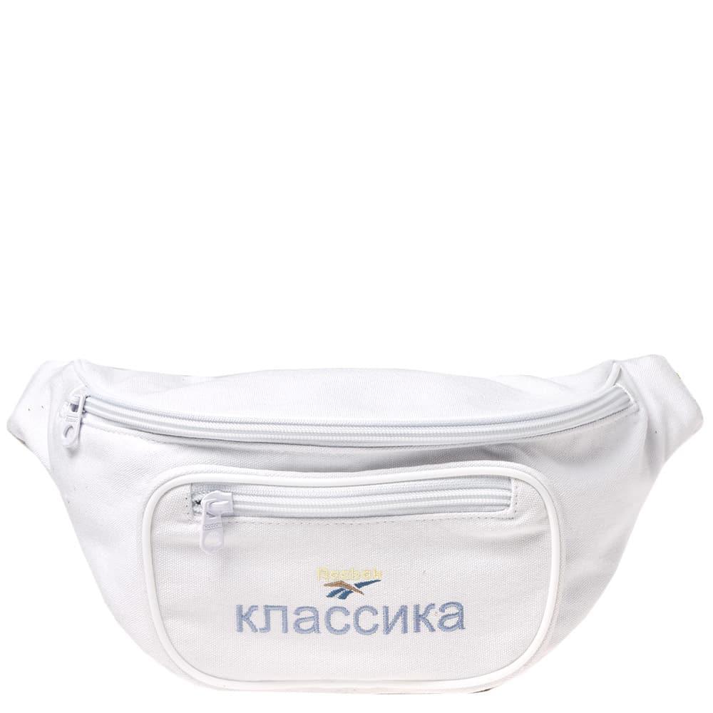 Lyst - Reebok X Walk Of Shame Waist Bag in White for Men f1a3f22fb5e