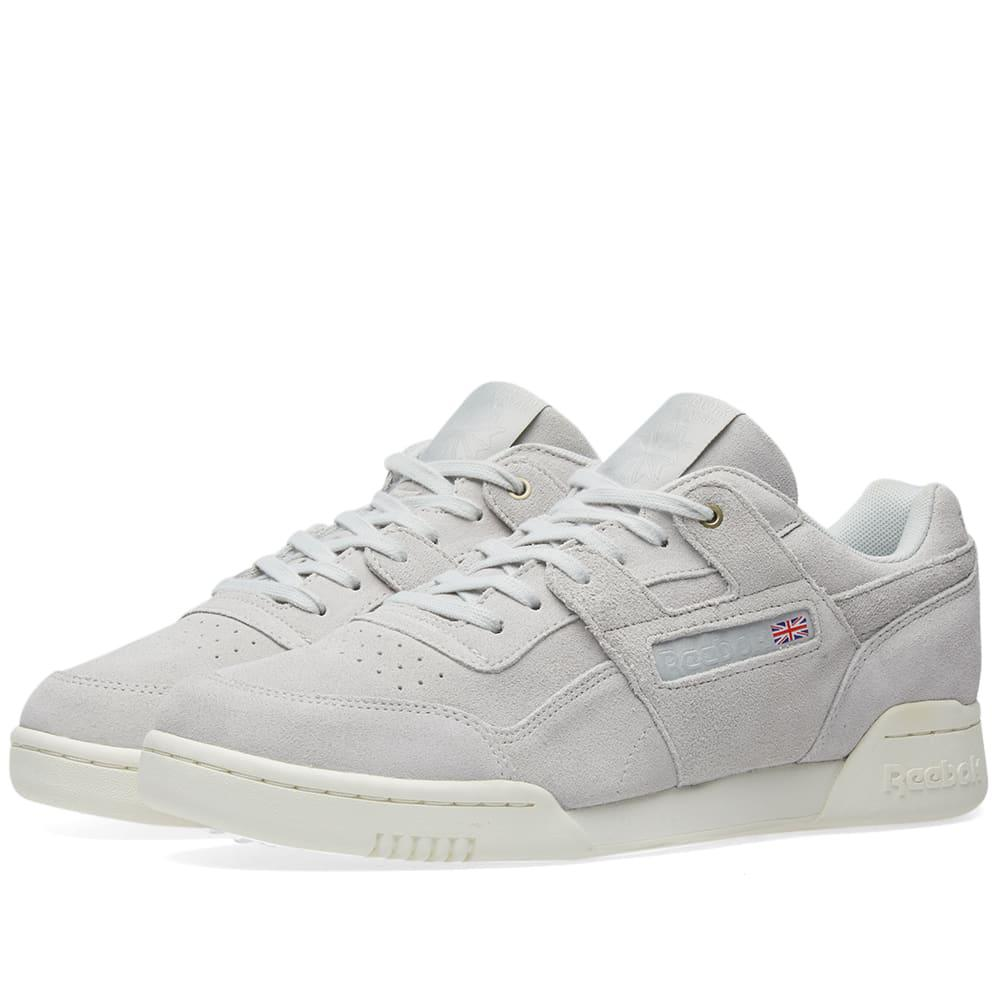 09a8e18a4ec Lyst - Reebok X Montana Cans Workout Plus in Gray for Men