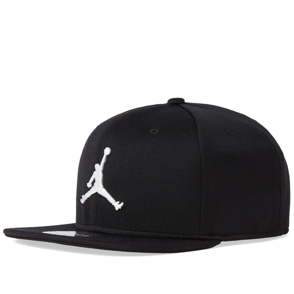 Nike Nike Jordan Jumpman Snapback Cap In Black For Men Lyst