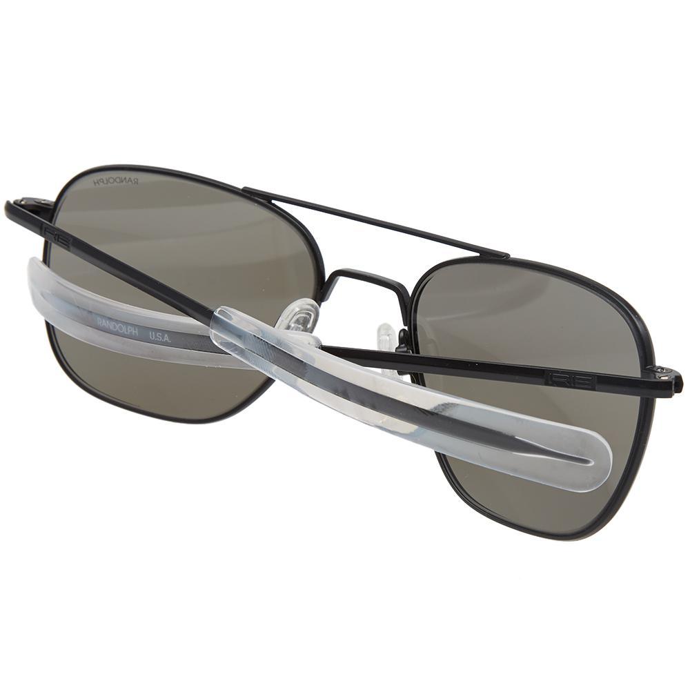 Randolph Engineering Randolph Aviator Sunglasses in Black for Men