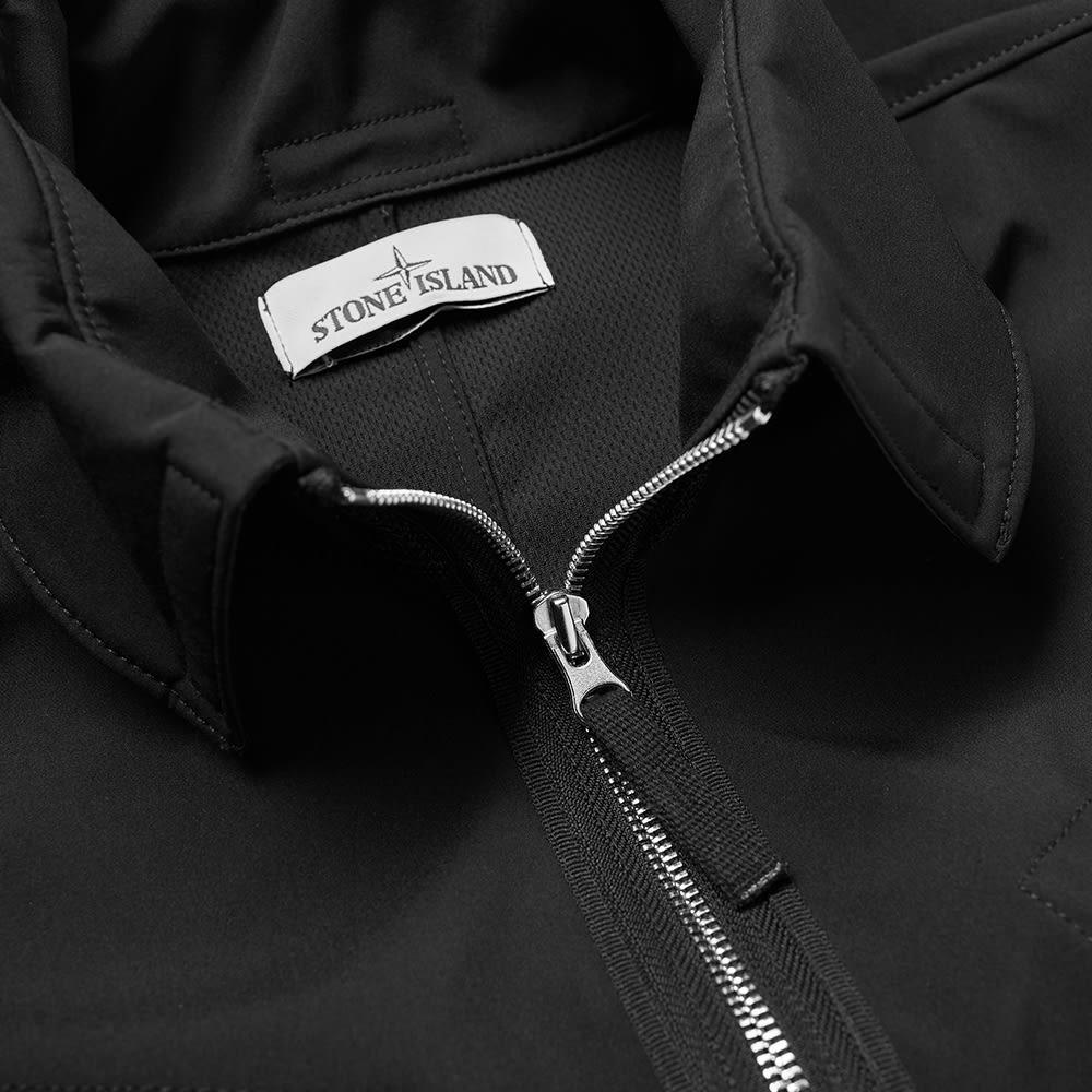 785bd39fa Men's Black Soft Shell R Concealed Hood Jacket