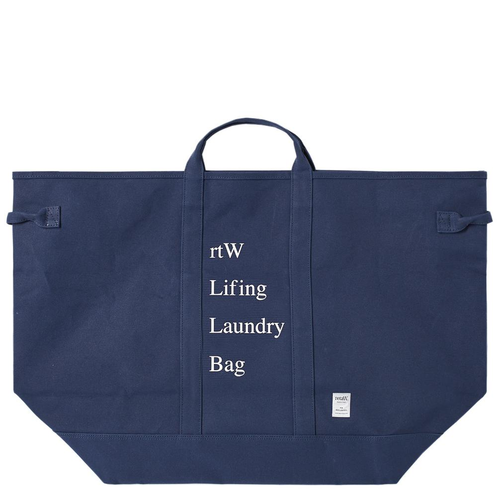 Retaw Large Laundry Bag In Blue For Men Lyst