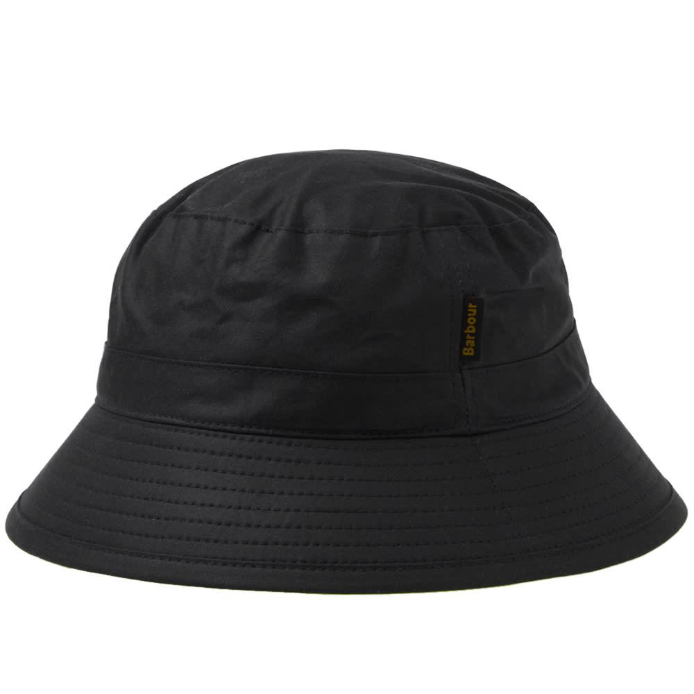Lyst - Barbour Wax Sports Hat in Black for Men - Save ... d42adc59eb97
