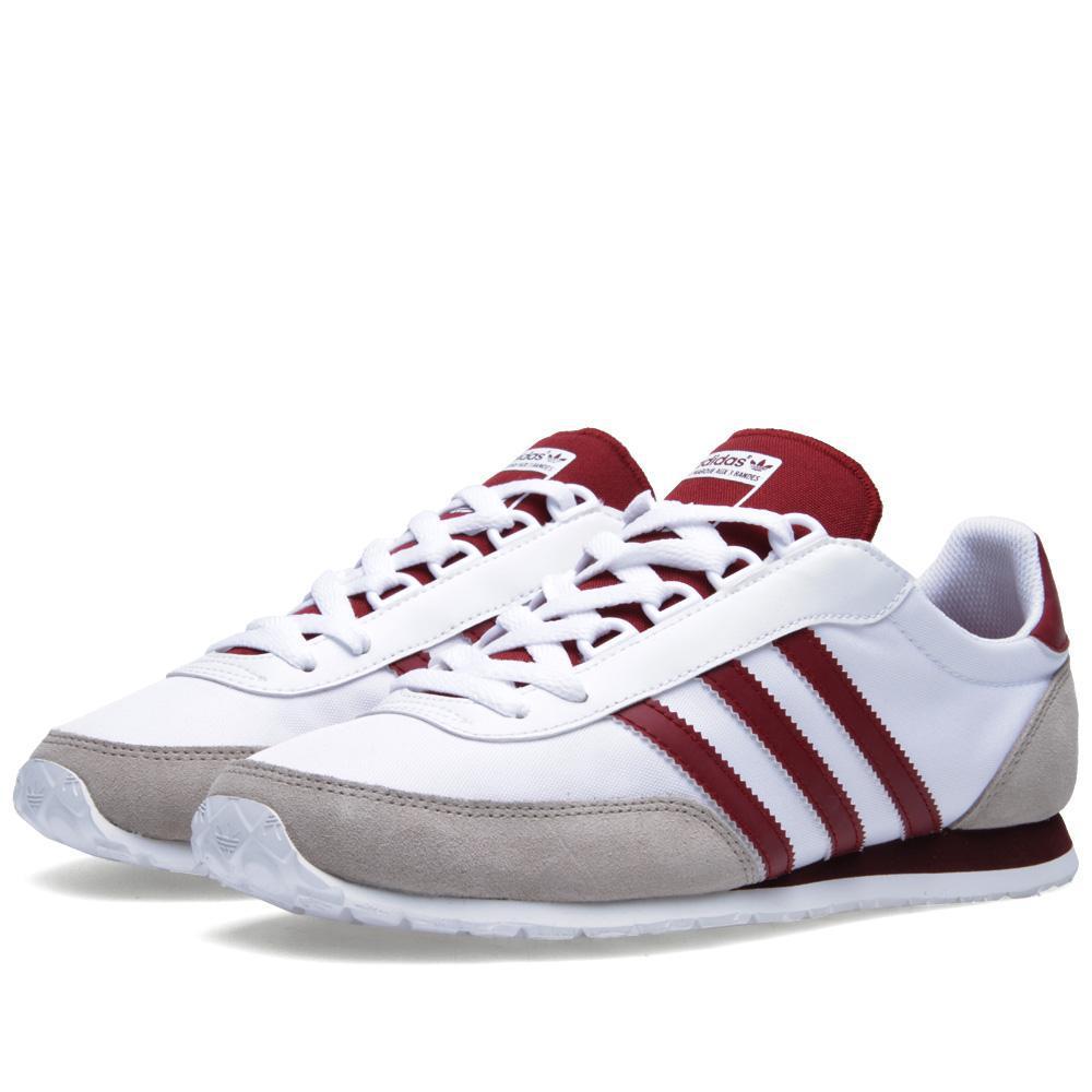half off 5a8dc 0f76f adidas Originals Potosino in White for Men - Lyst