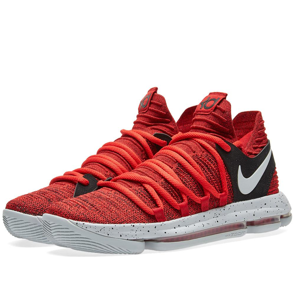 Lyst - Nike Zoom Kd10 in Red for Men