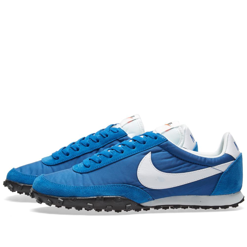 Nike Synthetic Waffle Racer in Blue for Men