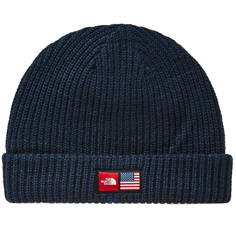 d9d3a5ae9 The North Face Synthetic Ic Label Beanie in Blue - Lyst