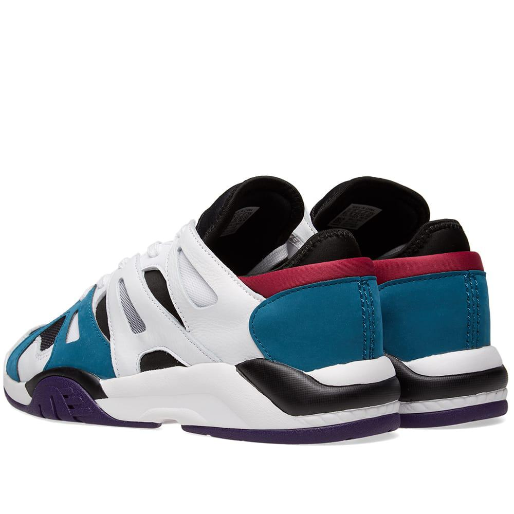 adidas dimension low (schwarz)