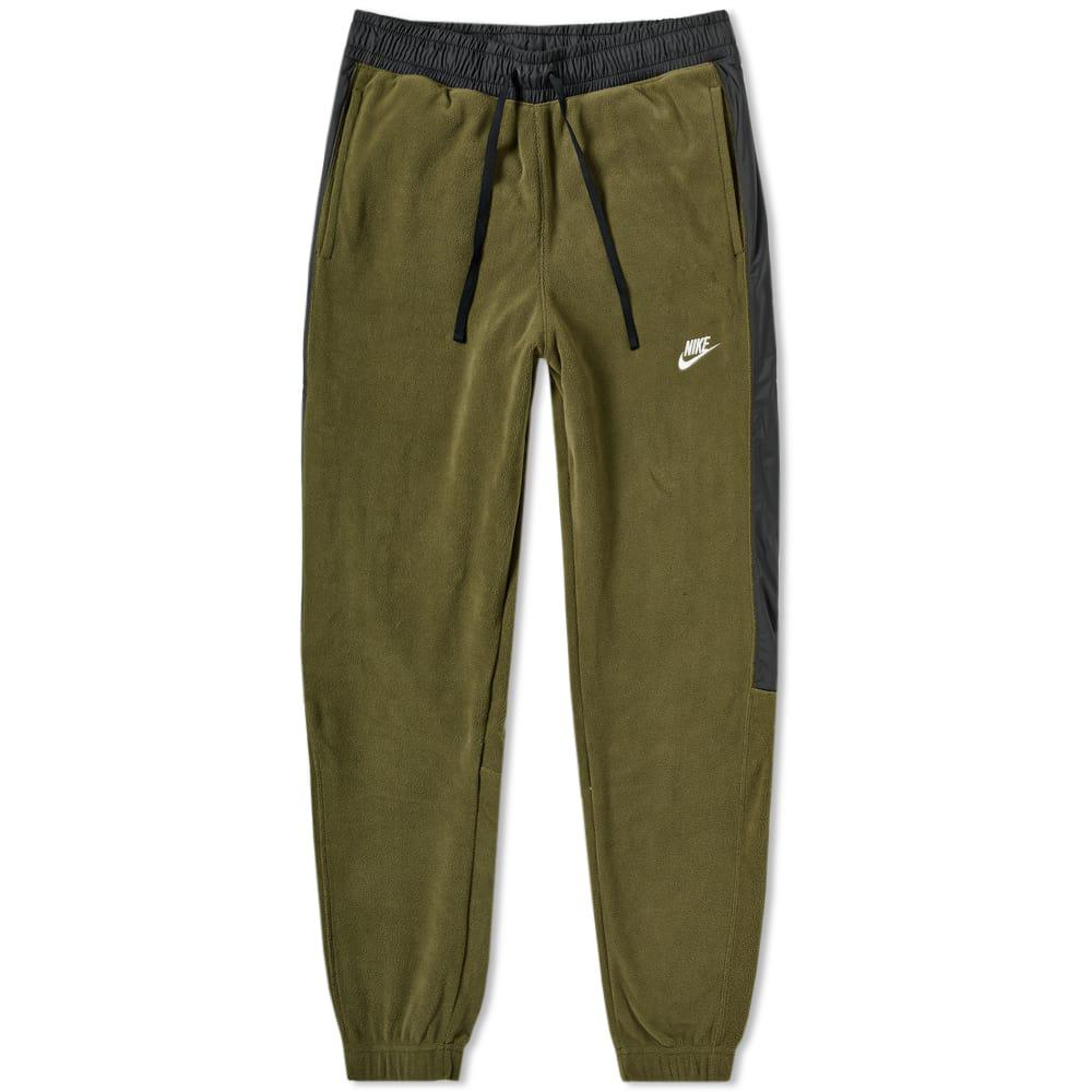 324b9a5c2 Nike Fleece Winter Pant in Green for Men - Lyst