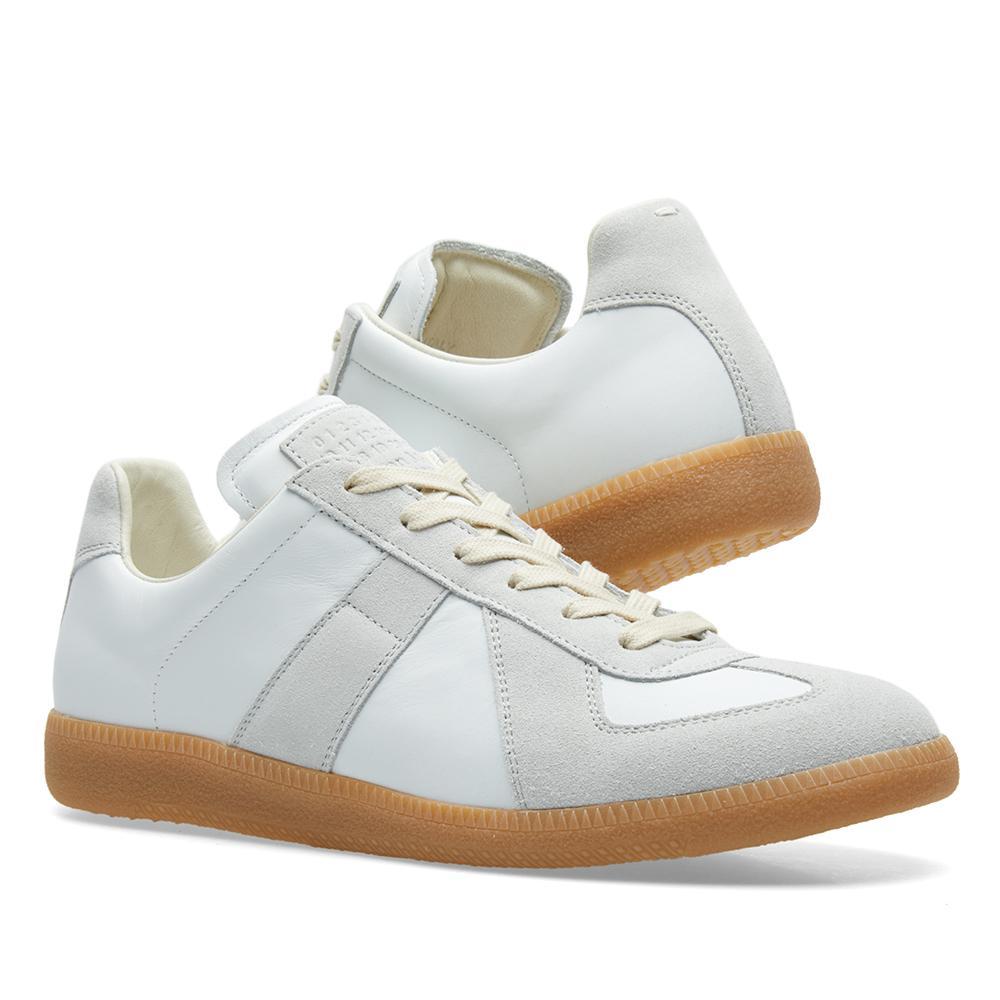 Lyst - Maison Margiela 22 Replica Low Sneaker in White