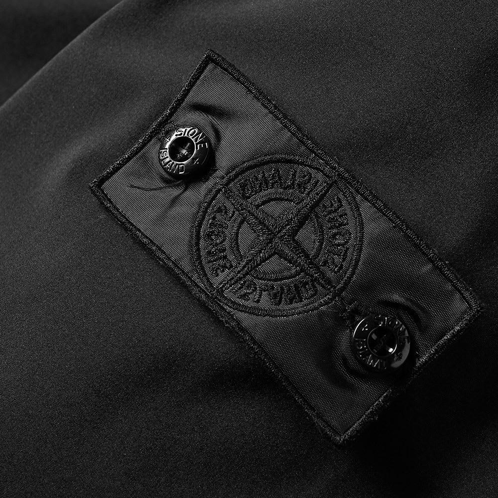 f4badc1949a9 Lyst - Stone Island Ghost Tank Shield Field Jacket in Black for Men ...