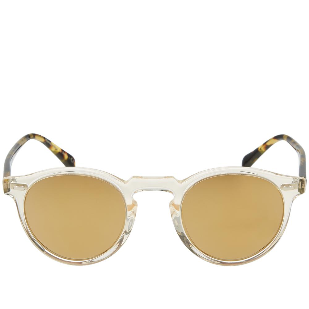 c2e10816ae Oliver Peoples - Multicolor Gregory Peck Sunglasses for Men - Lyst. View  fullscreen