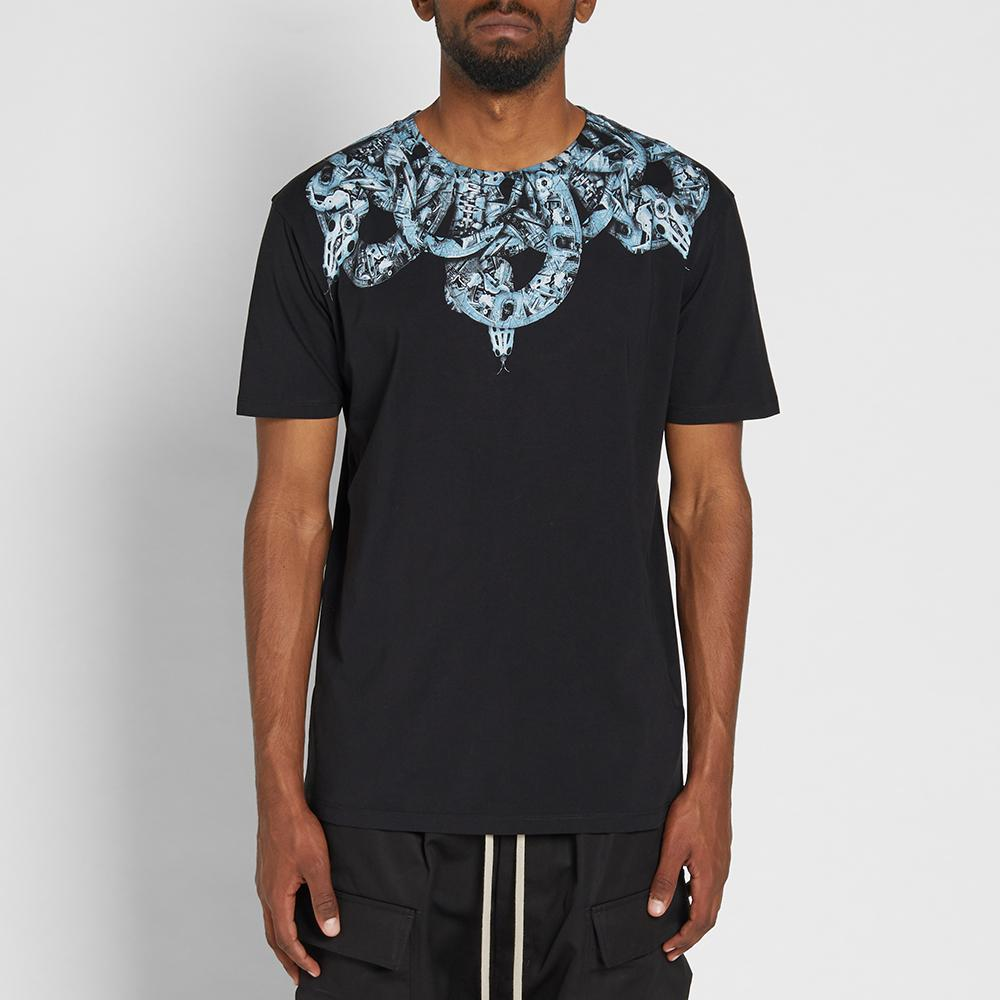 Lyst - Marcelo Burlon Ke Tee in Black for Men