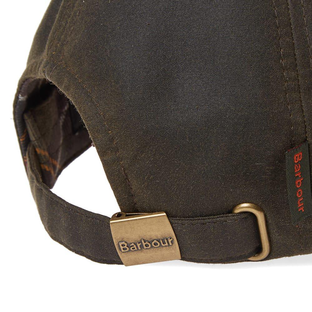 db43aa866aec3e Barbour - Green Wax Sports Cap for Men - Lyst. View fullscreen