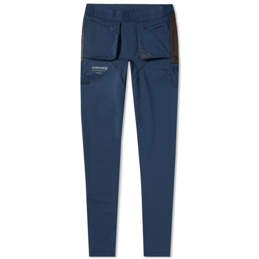 6daedf333316 Lyst - Nike Utility Tight in Blue for Men