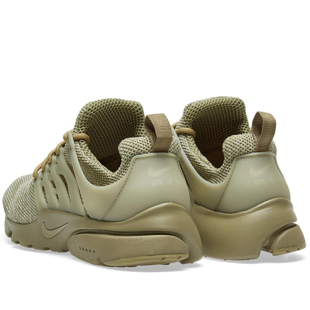 Nike Rubber Air Presto Ultra Br in Green for Men