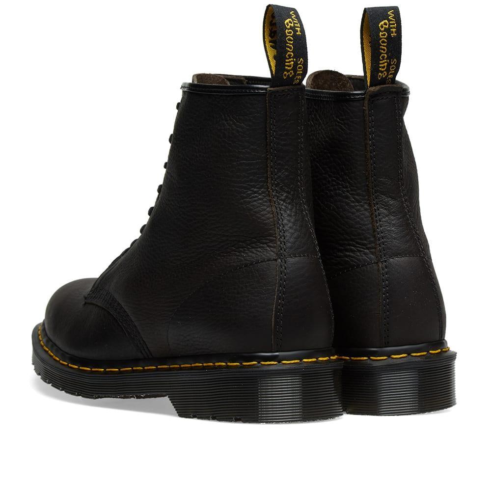 2668c221f95 Dr. Martens Black Dr. Martens 1460 Vintage Abandon Boot - Made In England  for men