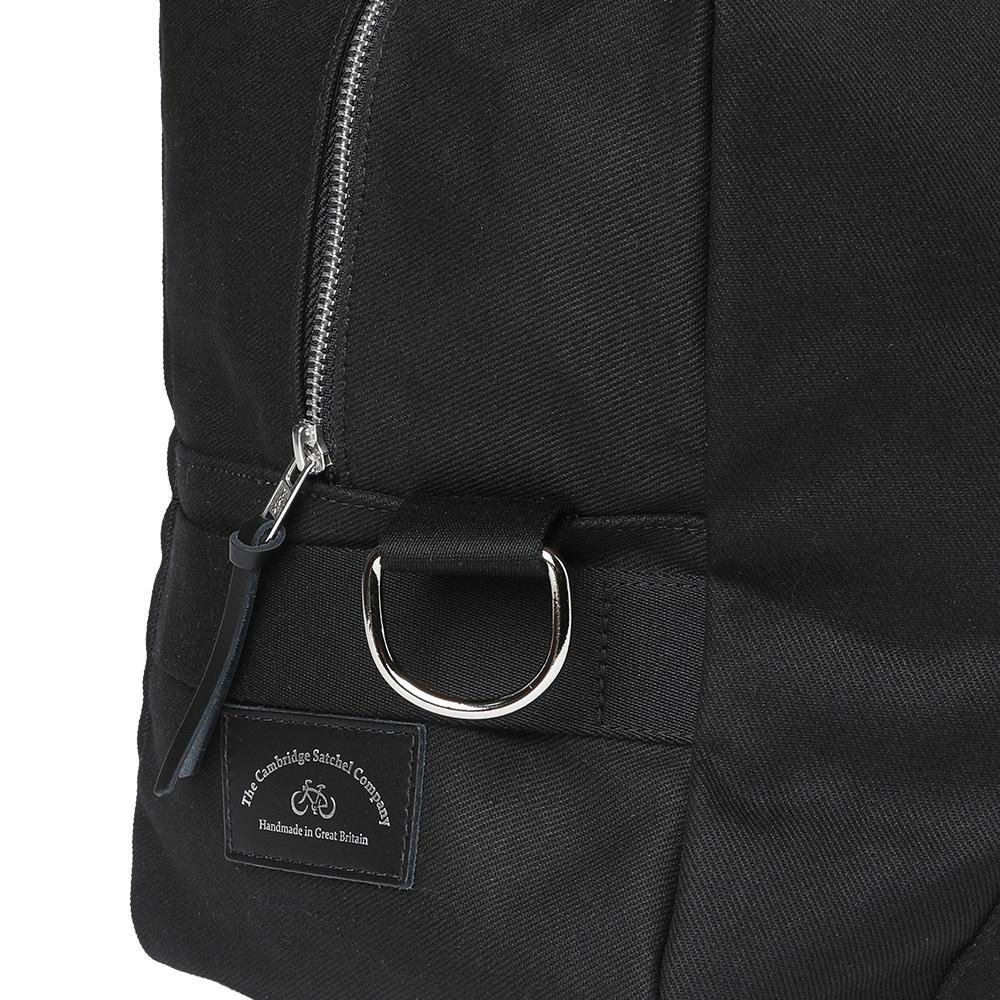 5aecc4432d8d Lyst - Cambridge Satchel Company The Canvas Sports Bag in Black for Men
