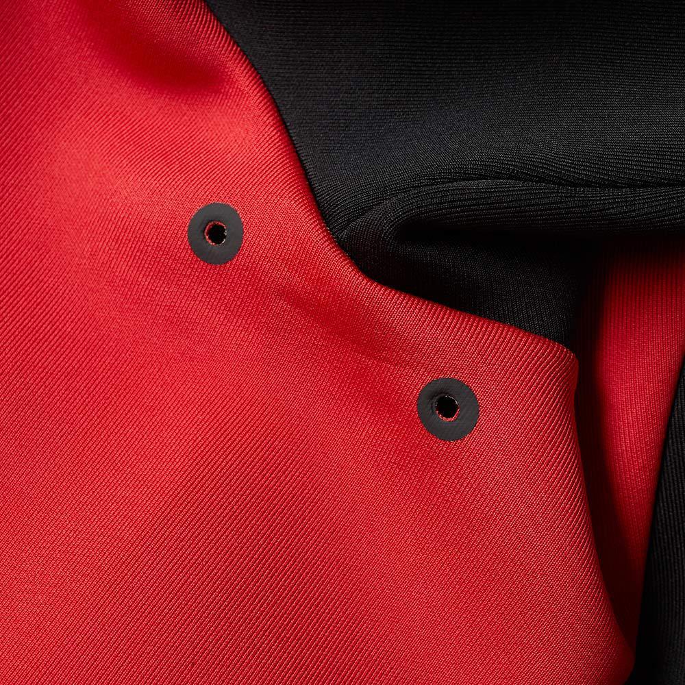 Nike Fleece Jordan Flight Tech Zip Hoody in Black for Men