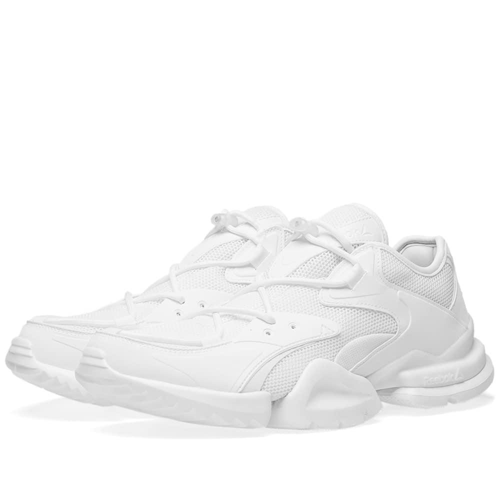 c36fe6ca87672 Reebok Run R96 in White for Men - Save 65% - Lyst