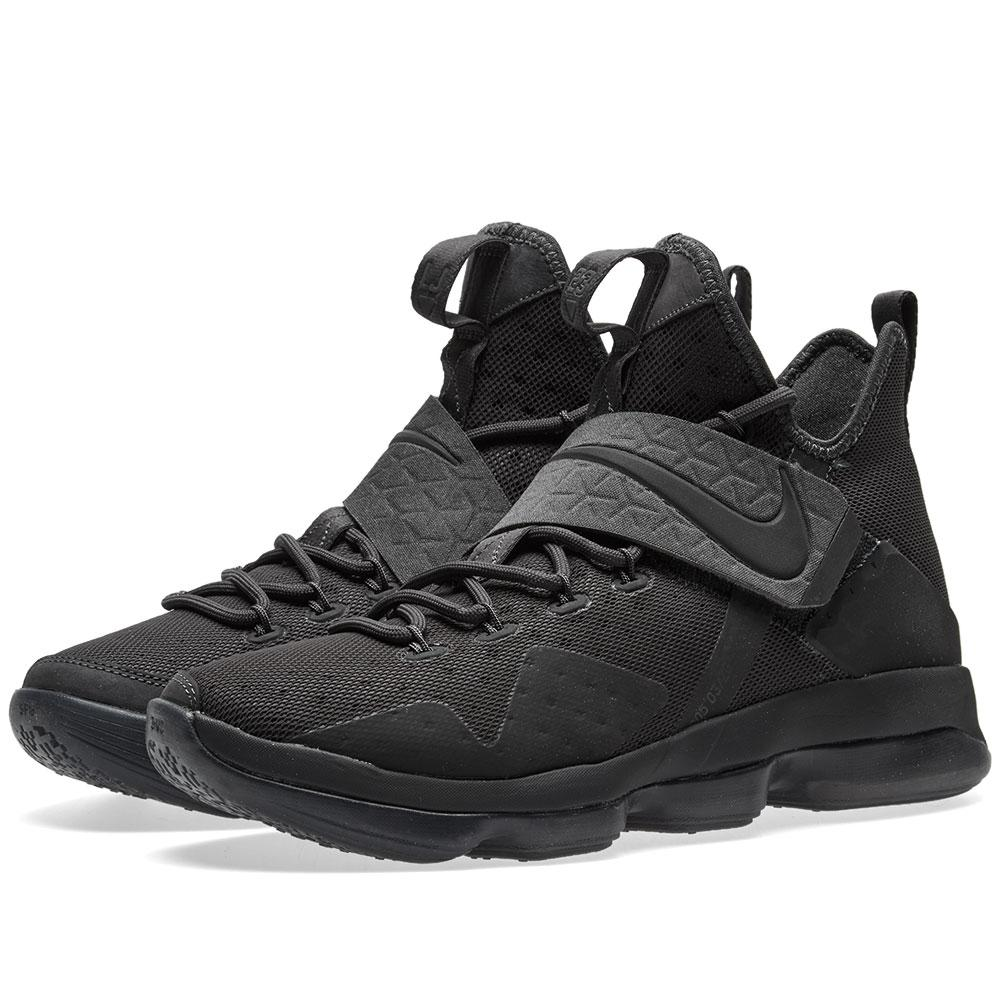 Nike Lebron Xiv Limited in Black for